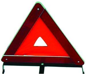 sécuriroute triangle de signalisation seul en boîte