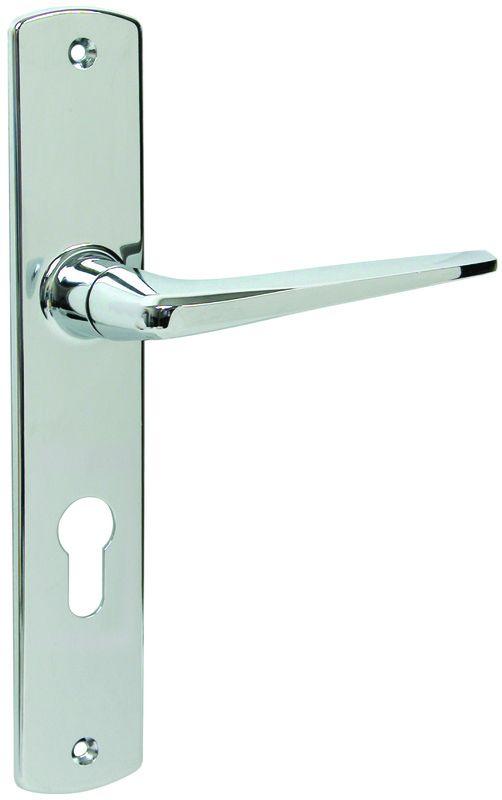 Satin Aluminium Coup De Pied Plaque//Plaque de Porte Plaque avec vis de fixation pour le bois porte