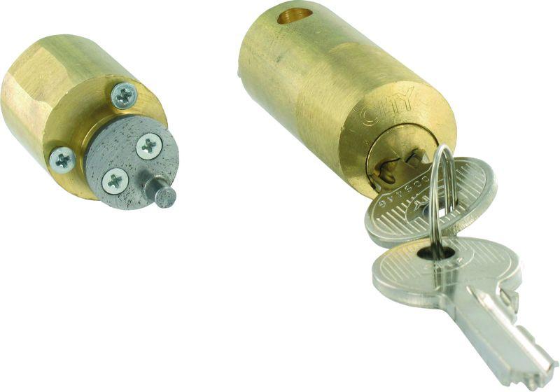 Zénith accessoire pour serrures zénith à cylindre city jeu de