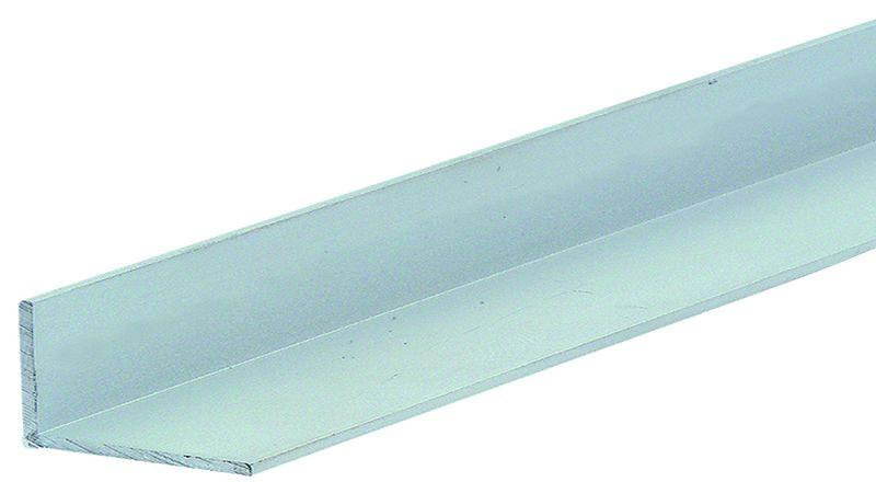 2 m/ètres Corni/ère pour escaliers in/égale en aluminium 10 x 15 x 1 mm Profil/é de montage