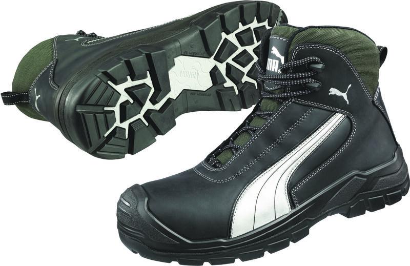 chaussure de securite puma trenois decamps