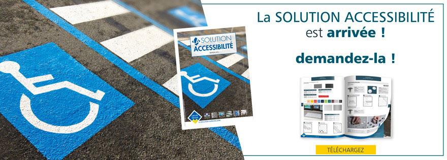 La solution accessibilité 2019