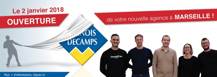 Ouverture de votre nouvelle agence à Marseille