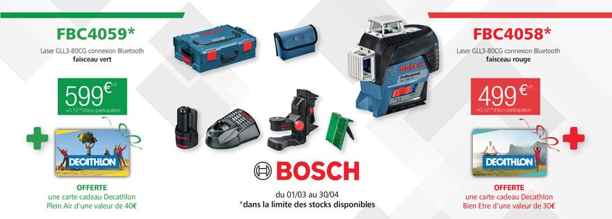 Opération Bosch 2019