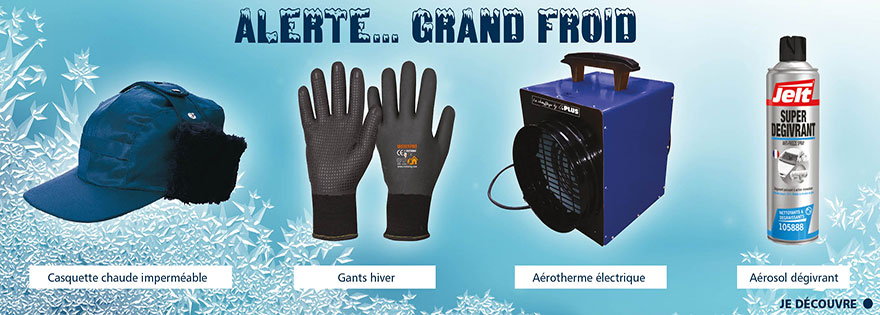 Opération grand froid 2019