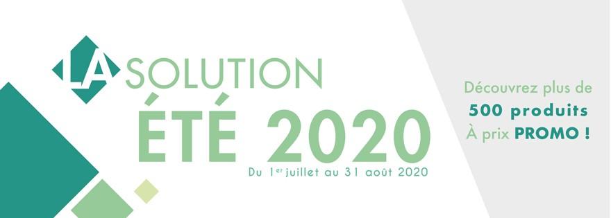 La solution été 2020