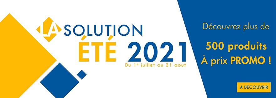 La solution été 2021