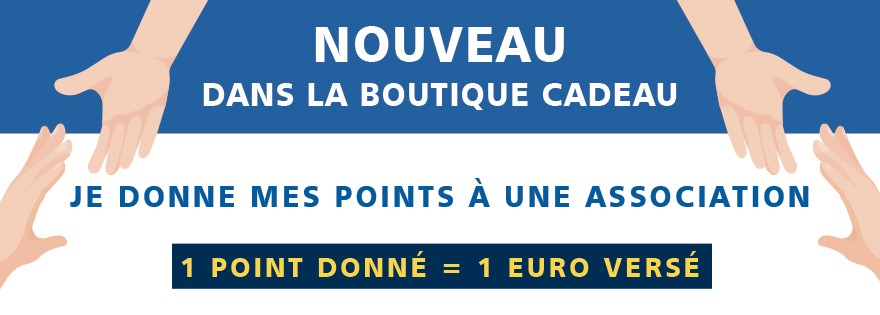 Points aux associations